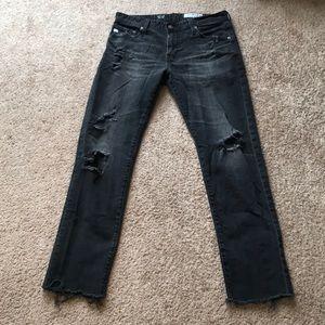 "AG Denim ""The Tellis"" Modern Slim Jean"